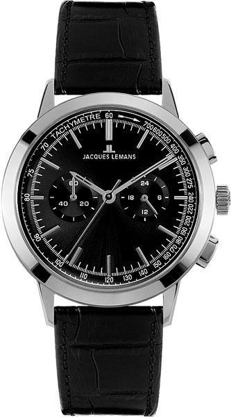 цена Мужские часы Jacques Lemans N-204A онлайн в 2017 году