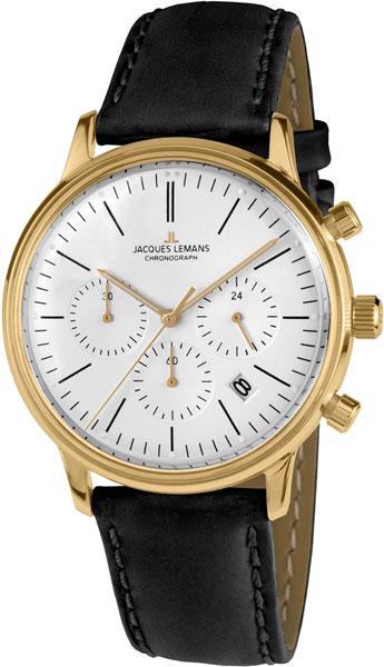 цена Мужские часы Jacques Lemans N-209ZE онлайн в 2017 году