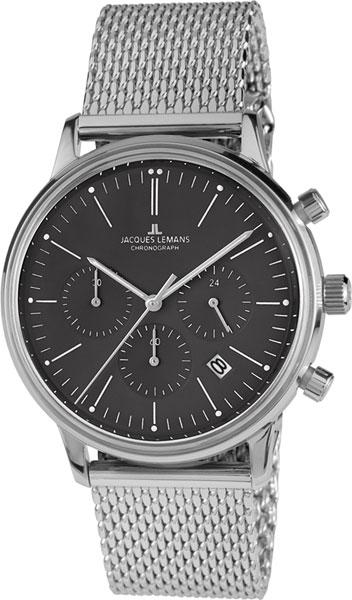 цена Мужские часы Jacques Lemans N-209ZF онлайн в 2017 году