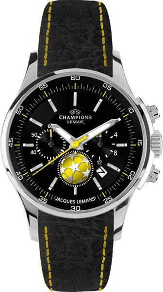 цена Мужские часы Jacques Lemans U-32I1 онлайн в 2017 году