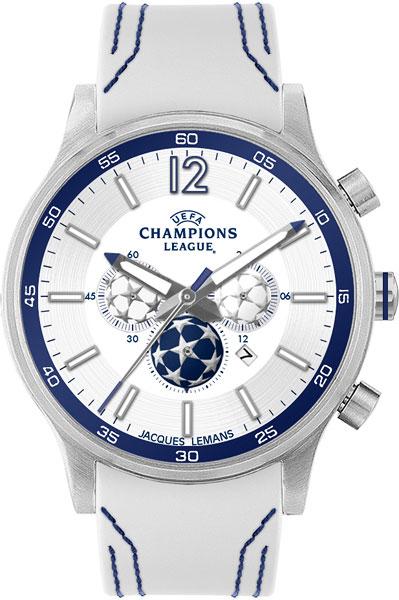 Мужские часы Jacques Lemans U-39B финал лиги чемпионов 2014 реал атлетико видео