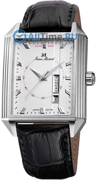 Мужские часы Jean Marcel JM-160.265.53 jean marcel jean marcel 170 265 52