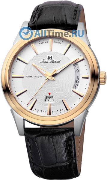 Мужские часы Jean Marcel JM-161.267.52 мужские часы jean marcel jm 160 302 32