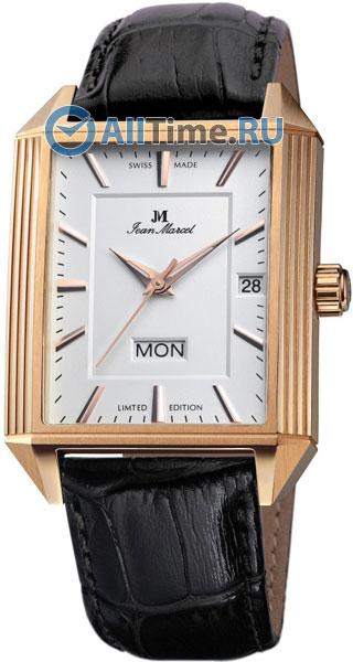 Мужские часы Jean Marcel JM-170.265.52 мужские часы jean marcel jm 160 302 32