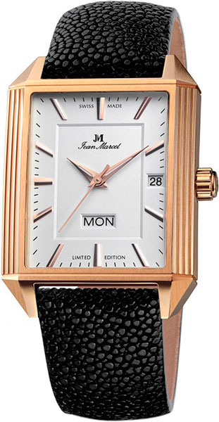 Мужские часы Jean Marcel JM-970.265.52 мужские часы jean marcel jm 160 302 32