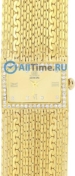 Женские часы Jennifer Lopez 2746CHGB