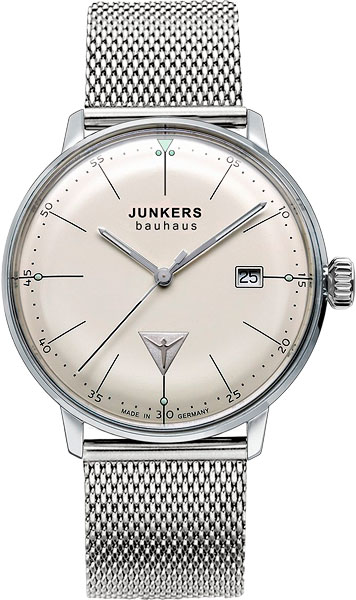 Мужские часы Junkers Jun-6070M5 junkers твердотопливные котлы 8 36 квт