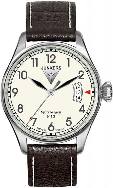 Мужские часы Junkers Jun-61705 junkers твердотопливные котлы 8 36 квт