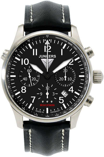 Мужские часы Junkers Jun-66282-ucenka junkers твердотопливные котлы 8 36 квт