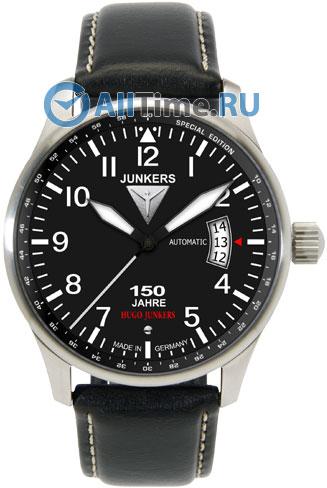 цена  Мужские часы Junkers Jun-66642  онлайн в 2017 году