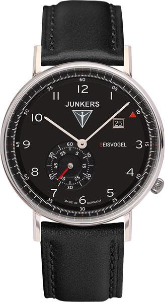 цена Мужские часы Junkers Jun-67302 онлайн в 2017 году