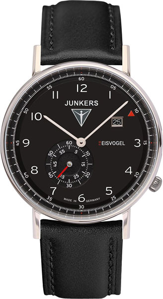 Мужские часы Junkers Jun-67302 junkers твердотопливные котлы 8 36 квт