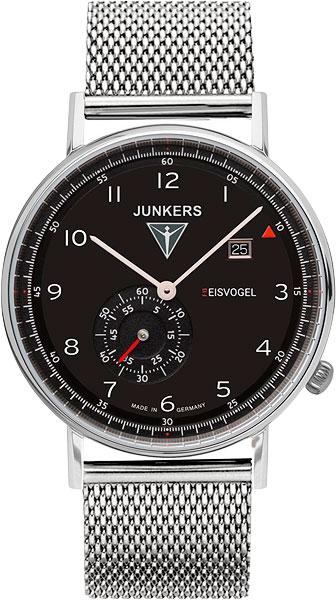 цена Мужские часы Junkers Jun-6730M2 онлайн в 2017 году