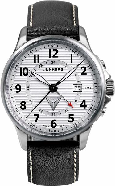 цена Мужские часы Junkers Jun-68481 онлайн в 2017 году
