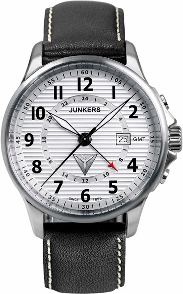 Мужские часы Junkers Jun-68481 junkers твердотопливные котлы 8 36 квт