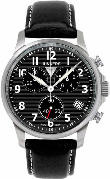 Мужские часы Junkers Jun-68902 junkers твердотопливные котлы 8 36 квт