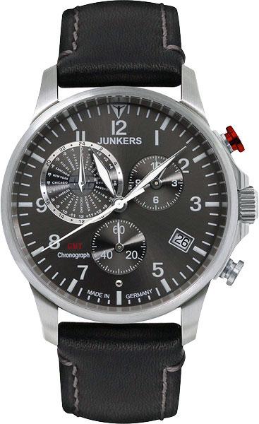 Мужские часы Junkers Jun-68922 junkers твердотопливные котлы 8 36 квт