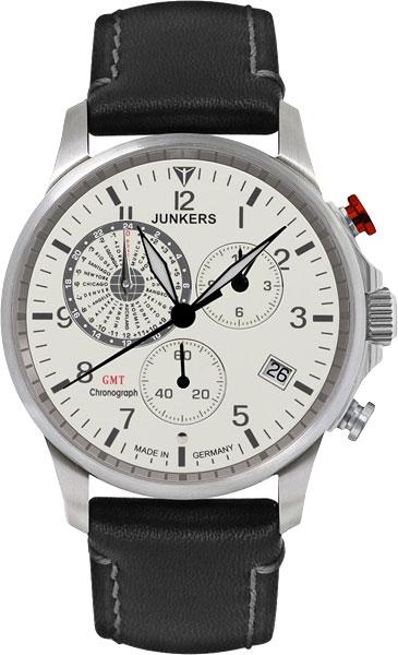 цена Мужские часы Junkers Jun-68925-ucenka онлайн в 2017 году