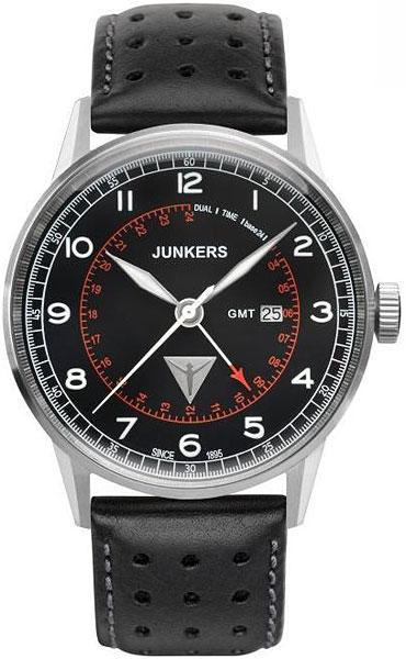 Мужские часы Junkers Jun-69462-ucenka junkers твердотопливные котлы 8 36 квт