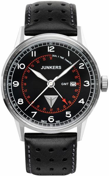 цена Мужские часы Junkers Jun-69462 онлайн в 2017 году