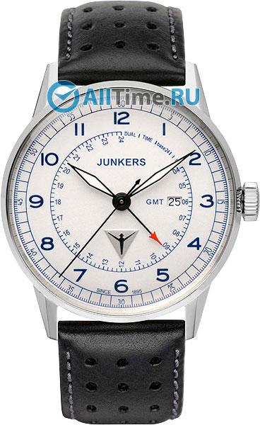 Мужские часы Junkers Jun-69463 junkers твердотопливные котлы 8 36 квт