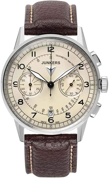 цена Мужские часы Junkers Jun-69701 онлайн в 2017 году