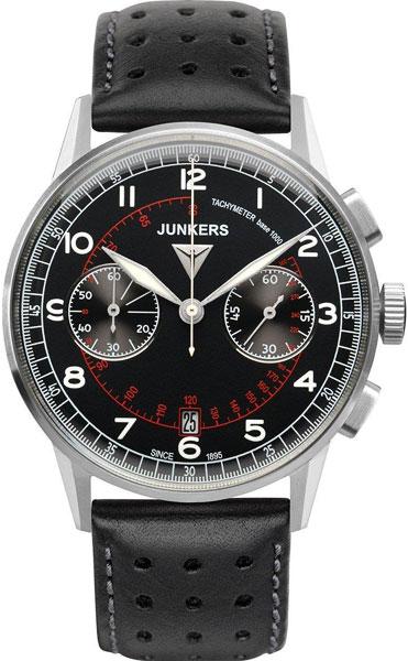 цена Мужские часы Junkers Jun-69702 онлайн в 2017 году