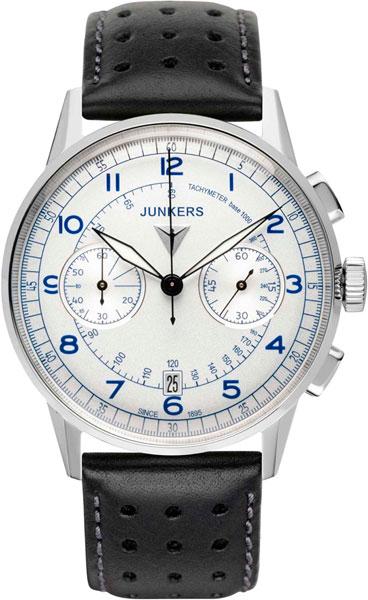 Мужские часы Junkers Jun-69703 junkers твердотопливные котлы 8 36 квт