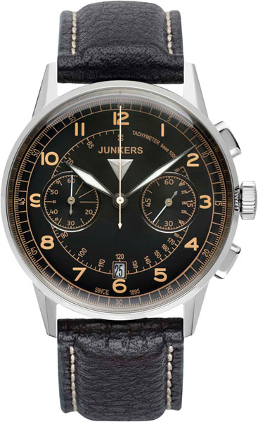 цена Мужские часы Junkers Jun-69705 онлайн в 2017 году