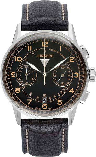 Мужские часы Junkers Jun-69705 junkers твердотопливные котлы 8 36 квт