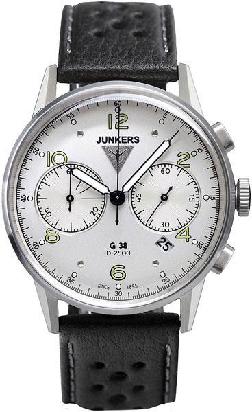 цена Мужские часы Junkers Jun-69844-ucenka онлайн в 2017 году