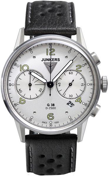 цена Мужские часы Junkers Jun-69844 онлайн в 2017 году