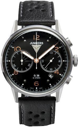 Мужские часы Junkers Jun-69845-ucenka junkers твердотопливные котлы 8 36 квт