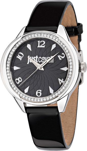 Женские часы Just Cavalli R7251571505 techlink el3 черный лакированный корпус мдф черное стекло