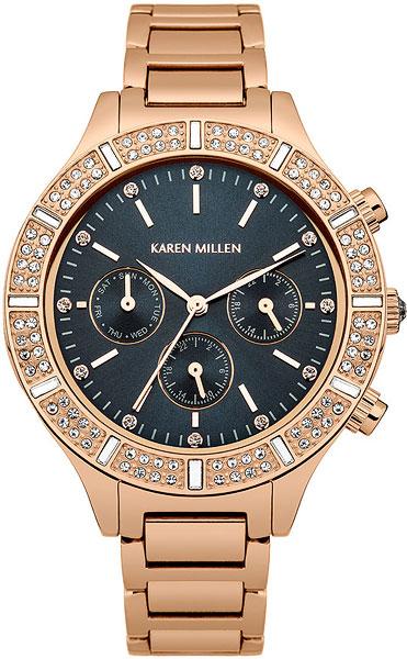 Женские часы Karen Millen KM103RGM
