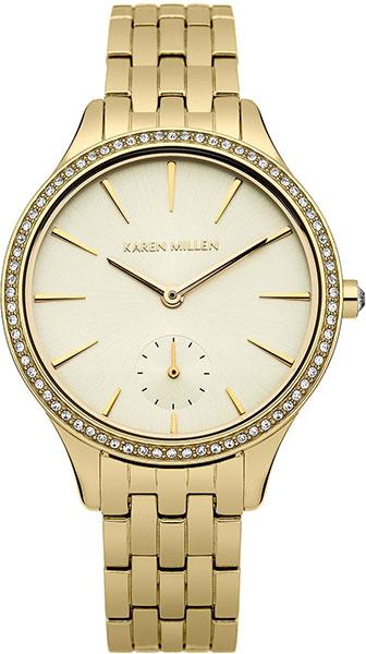 Женские часы Karen Millen KM112GM