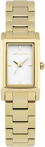 Женские часы Karen Millen KM114GM