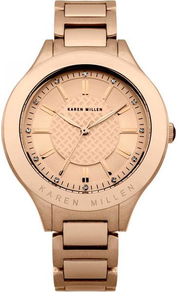 Женские часы Karen Millen KM124RGM