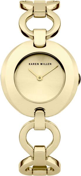 Женские часы Karen Millen KM136GM