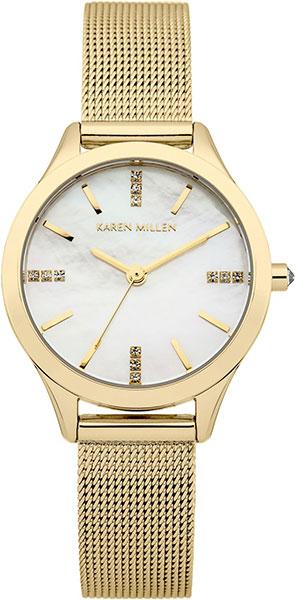 Женские часы Karen Millen KM140GM