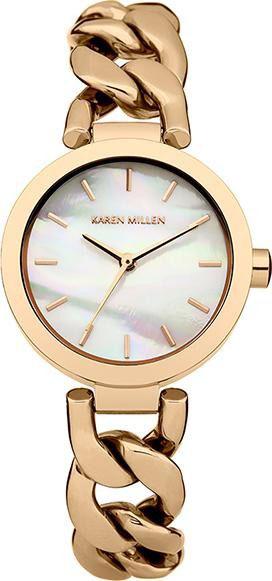Женские часы Karen Millen KM143RGM цена