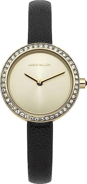 все цены на  Женские часы Karen Millen KM146BG  в интернете
