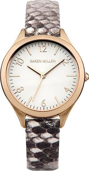 Женские часы Karen Millen KM150TRG