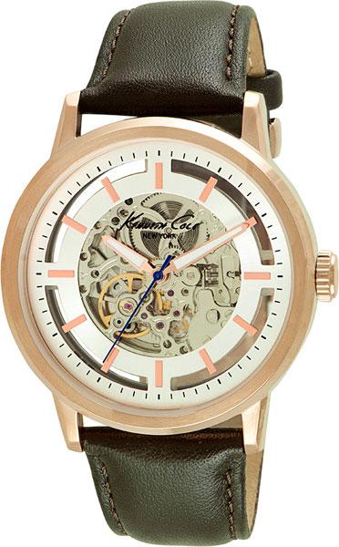 Мужские часы Kenneth Cole 10026783 kenneth cole часы kenneth cole 10026783 коллекция automatic
