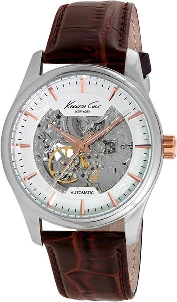 цена Мужские часы Kenneth Cole 10027198 онлайн в 2017 году
