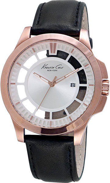 Мужские часы Kenneth Cole 10027460 все цены