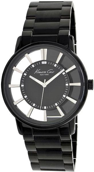 Мужские часы Kenneth Cole IKC3994 kenneth cole часы kenneth cole ikc3994 коллекция transparency