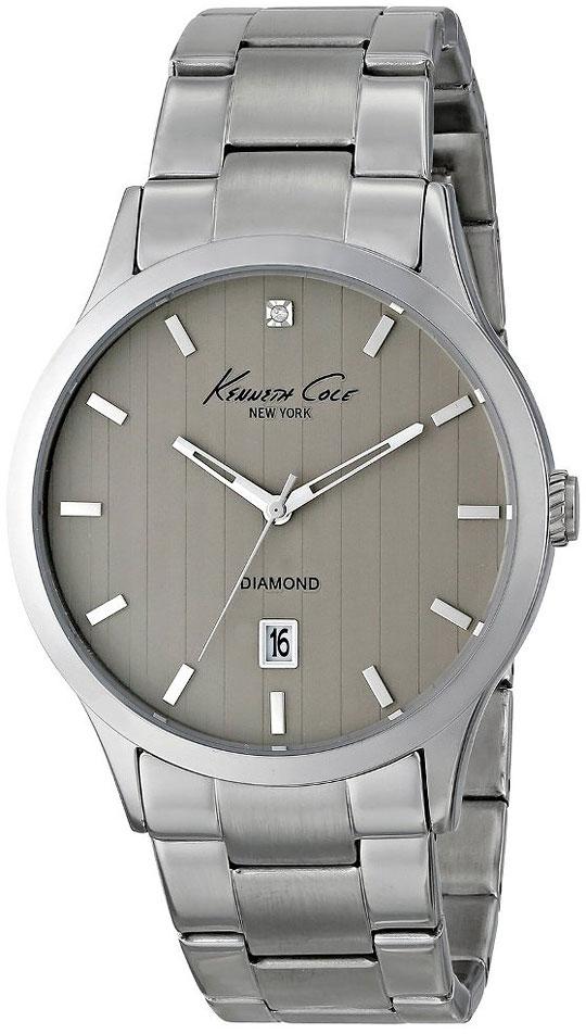Мужские часы Kenneth Cole IKC9368 браслет стальной к часам маурицио