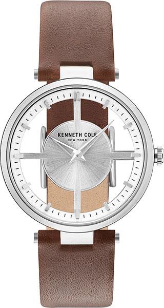 купить Женские часы Kenneth Cole KC15004005 по цене 7890 рублей