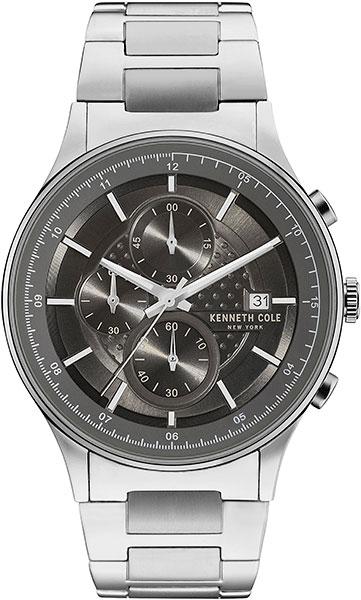 Мужские часы Kenneth Cole KC15101001 купить часы invicta в украине доставка из сша